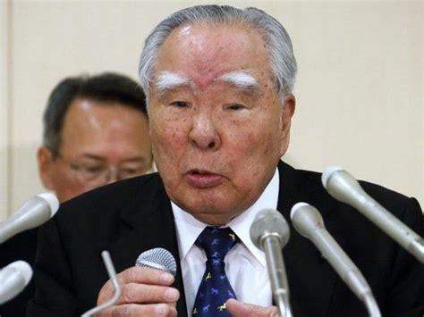 Suzuki Osamu by Suzuki Ceo Mr Osamu Suzuki Steps Due To False Mileage