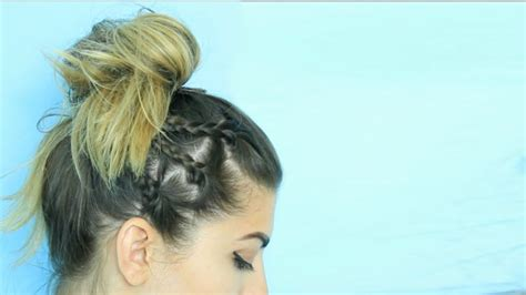5 Easy Back To School Hairstyles! (short Or Long Hair
