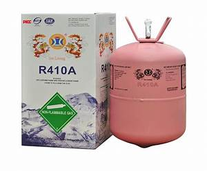 Refrigerant Gas Cooling Gas R410a China Manufacturer