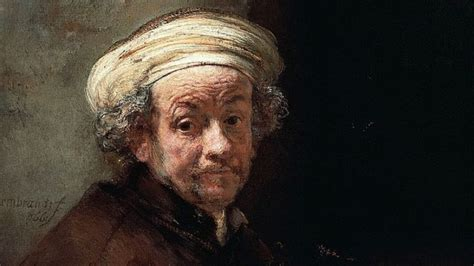 rembrandt  traced   portraits  mirrors
