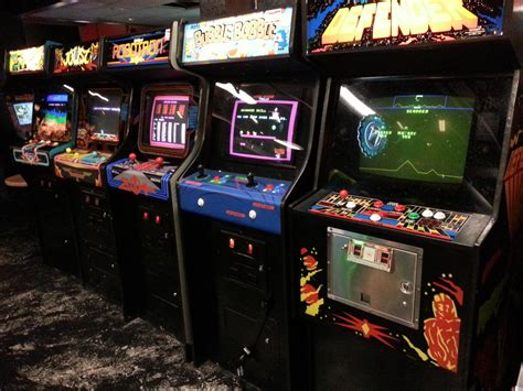 Arcade Games The Uncommon Geek