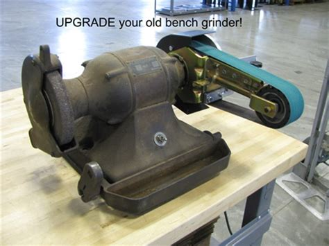 Bench Grinder Attachments by Multitool Belt Grinder 2x36 Quot Attachment Fits Standard