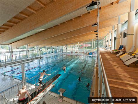 schwimmen hallenbad erlebnisbad freibad forchheim