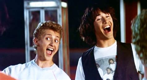 Whoa, The 'bill & Ted' Screenwriter Just Revealed The