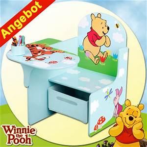 Winnie Pooh Tisch : disney winnie the pooh kinderpult sitzgruppe tisch stuhl kindertisch kinderm bel ebay ~ Pilothousefishingboats.com Haus und Dekorationen