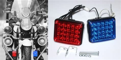 police motorcycle safety lights leds led motorcycle strobe lights police end 8 31 2018 12 15 pm
