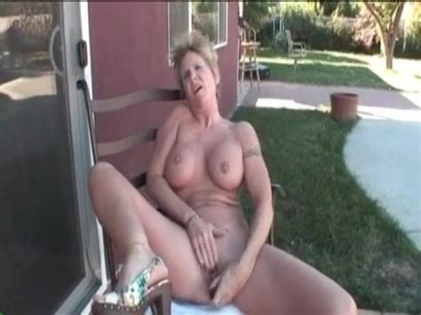 My Sexy Piercings Granny With Pierced Nipples And Pussy
