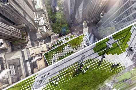 BIG Unveils 2 World Trade Center in New York City – Visuall