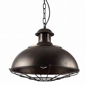 Pelham cage shade light chain pendant pendants