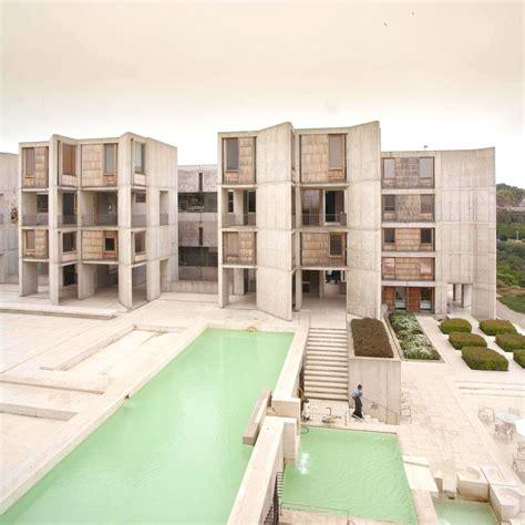 Salk Institute by Louis Kahn  Louis kahn, Concrete