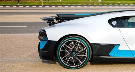But today, bugatti launched the new divo, a special edition, limited run super sports car — only 40 will be made, at €5 million each, and it's sold out — and it's simultaneously faster and slower than the downforce is a measure of how much the air passing over the car pushes it down into the ground. First 2021 Bugatti Divo Delivered In Qatar