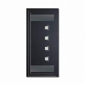 porte d39entree pvc bhautika haute qualite grosfillex With porte de garage enroulable avec tarif porte d entrée pvc