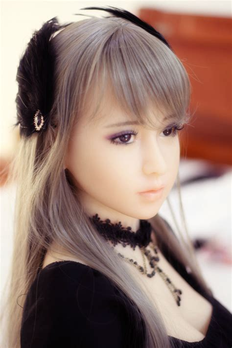 Silicone Sex Doll Japanese Real Love Doll - Meili 145cm
