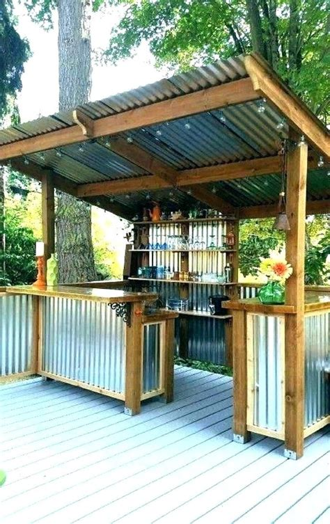 outdoor kitchen ideas   budget affordable small