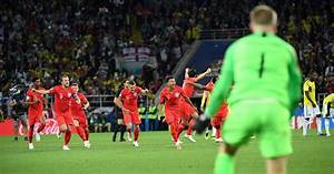 Russia 2018: England end World Cup penalty shootout jinx ...