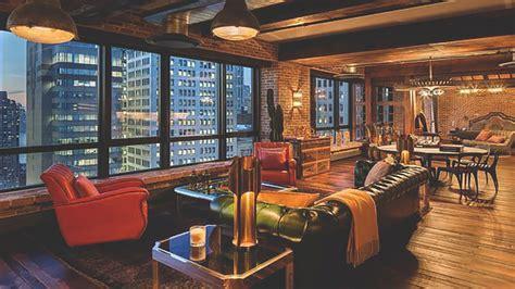 york loft kitchen industrial brick  york reclaimed