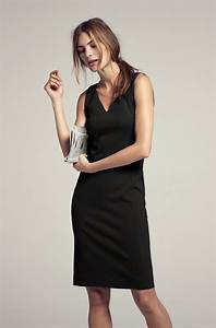 Black Dresses for Work That Will Make Your Mornings Easier