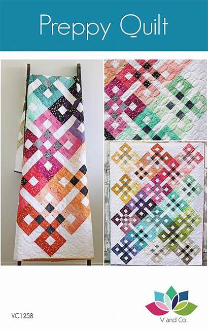 Quilt Ombre Pattern Preppy Patterns Confetti Quilting