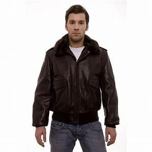 Blouson Cuir Aviateur Homme : blouson cuir schott pilot 184 sm aviateur homme ~ Dallasstarsshop.com Idées de Décoration
