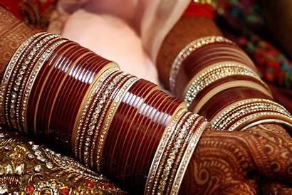 Punjabi Wallpapers Chura Bride