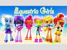New MLP Equestria Girls Minis Dolls Forgotten Friendship