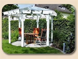 Holzpavillon Selber Bauen : gartenpavillon holz exklusiv ~ Orissabook.com Haus und Dekorationen