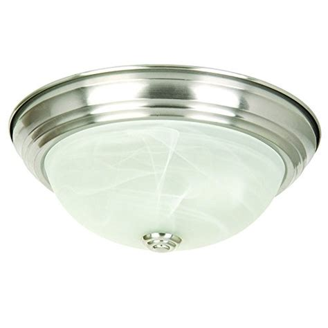 light ceiling flush mount fixture home room kitchen l