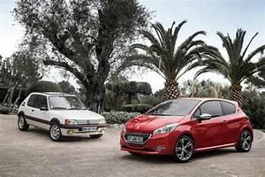 Ecole De Vente Peugeot : chiffres de vente peugeot 205 gti 206 rc 207 rc et 208 gti ~ Gottalentnigeria.com Avis de Voitures