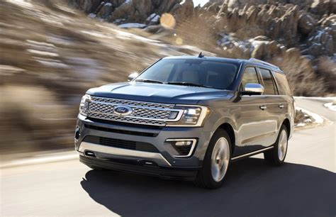2018 Ford Expedition Gets Class Leading Epa Rating Of 24