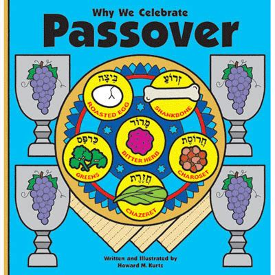 why we celebrate passover book review bible belt 775 | 34133a