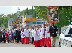Feast of Corpus Christi Traditional Procession District
