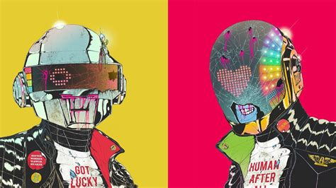 1920x1080 px cyborg Daft Punk music High Quality ...