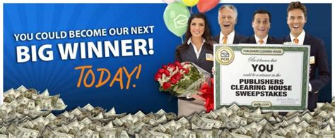 publishers clearing house winner today who will win today s pch superprize follow the clues from