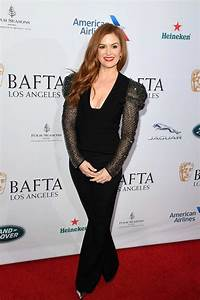 Isla, Fisher, Attends, The, Bafta, Los, Angeles, Tea, Party, 2020, At, Four, Seasons, Hotel, In, Beverly, Hills
