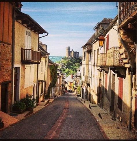 Najac France — By Emma Castleberry Wood Shutters And France