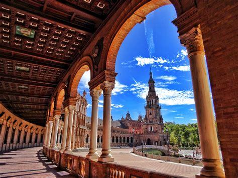 day  sevilla     beautiful cities