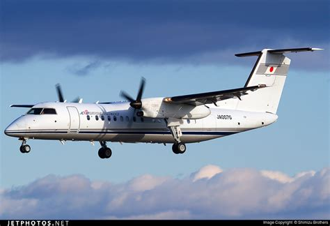 civil aviation bureau ja007g bombardier dash 8 q315 civil aviation