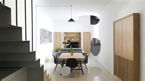 simple minimalist apartment design idea  didea room ideas youtube