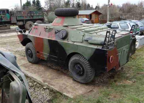 bundeswehr panzer kaufen radpanzer gaz 41 08 spw40 p2 brdm 2 topseller oldtimer car