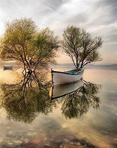30 Beautiful Photos of Water Reflection | Landscape ...