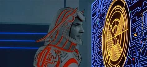 The visor scanned my retinas and the system prompted me to speak my new pass phrase: Tron - A Look Back at a Reindeer Flotilla | Hishgraphics