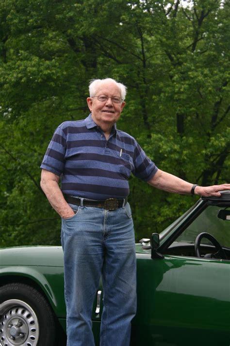 remembering  ultimate british car guy michael  cook