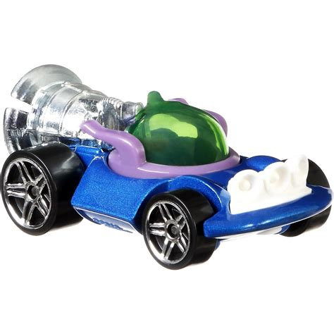 hot wheels toy story  alien character cars