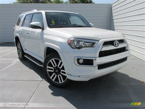 2015 4runner Limited by 2015 Blizzard White Toyota 4runner Limited 4x4 105698795