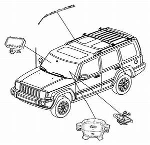 Jeep Grand Cherokee Module  Steering Control