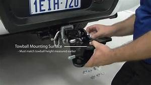 Weight Distribution Hitches - Setting-up  Part 2