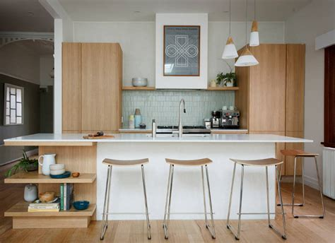 Mid-century Modern Small Kitchen Design Ideas You'll Want