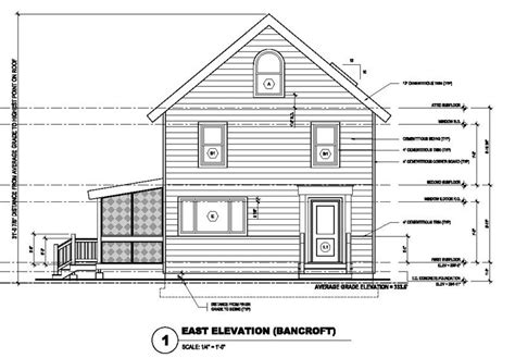 pin  michael oleary  front elevations diagram