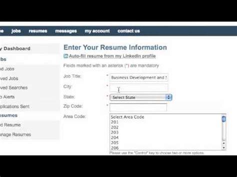 everysapjobcom   upload  resume  linkedin