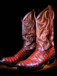 Cowboy Boots Photograph - Western Cowboy Boots Photo